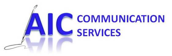 AIC Communication Services site